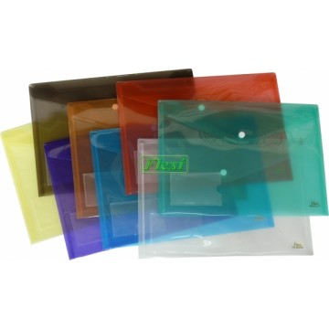 Clear Bag Button - DB803ASP