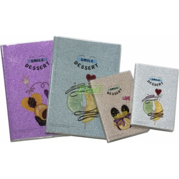 Note Book A5 with PVC Cover - JT7025