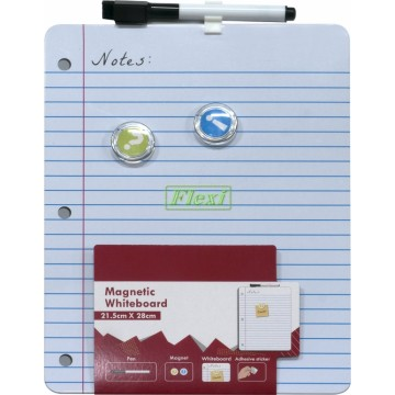 Magnetic Whiteboard Notes  - JL020