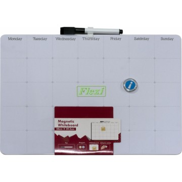 Magnetic Whiteboard Month - JL022