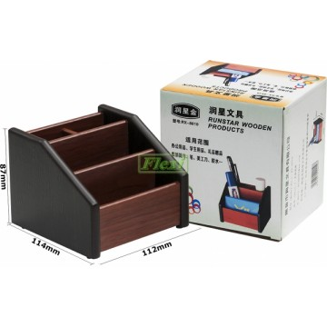 Desk Caddy Wooden - RX8010
