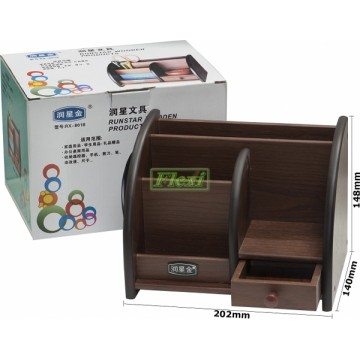 Desk Caddy Wooden - RX8018