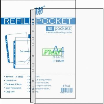 Sheet Protector - A4010B