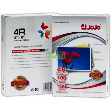 Photo Glossy Paper - 4R180100
