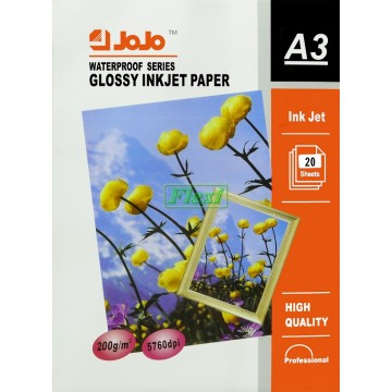 Photo Glossy Paper - A318020