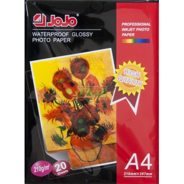Glossy Paper - A4 210g