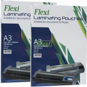 Laminating Pouch / Film - A3