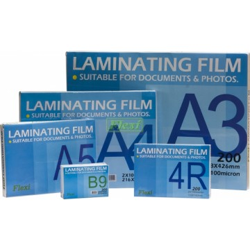 Laminating Pouch / Film - A7