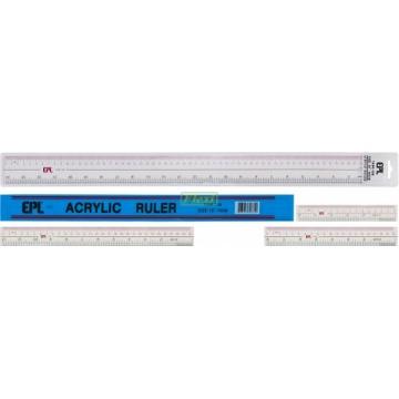 Ruler Acrylic - 15cm