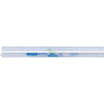 Ruler Acrylic - 100cm