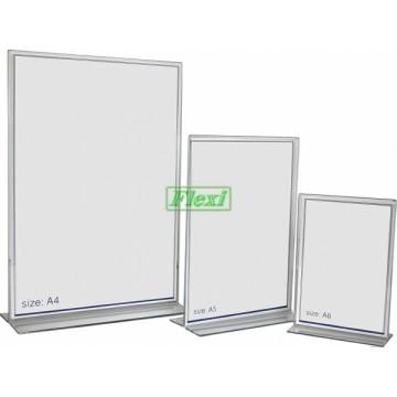 Acrylic Stand T-Shape A4