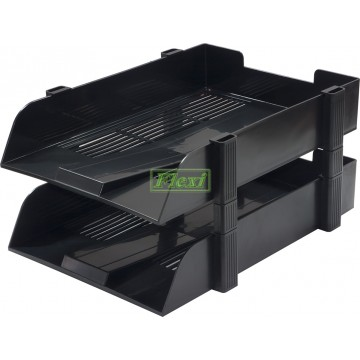 Letter Tray Plastic - U202